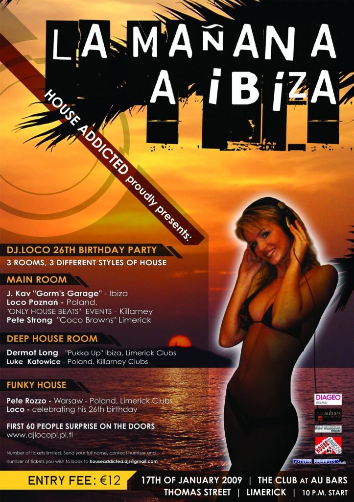 La manana a Ibiza